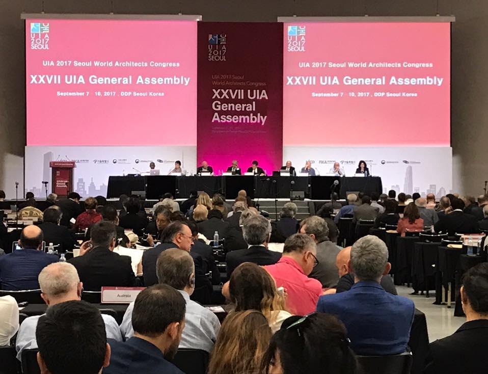 09.07.17   UAP attends UIA World Architects Congress