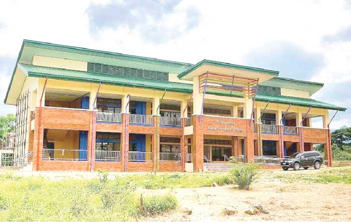Facelifting Zambo schools